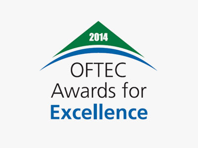 OFTEC Awards for excellence 2014