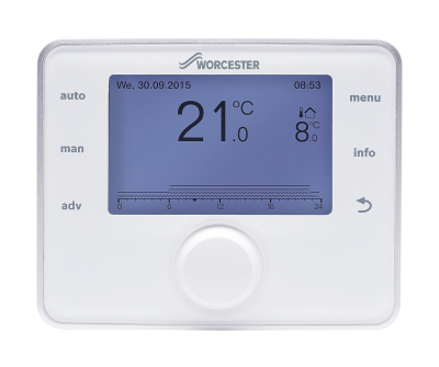 Greenstar Sense II Weather Compensation Control
