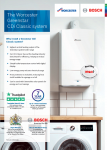 Greenstar CDi Classic System One Page Guide Preview Image