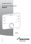 Greenstar Sense II Installation Manual