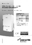 Greenstar CDi Compact Combi ErP Operating Instructions