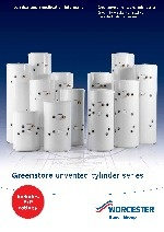 Greenstore SC TC Cylinder Technical and Specification Information thumbnail