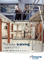 Worcester Training Brochure thumbnail
