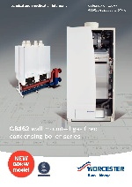 Worcester GB162 50-100kW Technical and Specification Information thumbnail