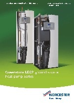 Greenstore Ground Source Heat Pump Technical and Specification Information thumbnail