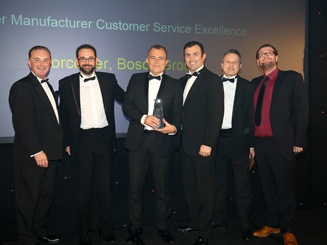 Customer service win at AGSM Awards