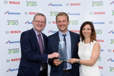 Worcester Awards Installers 20/20 For Efficiency