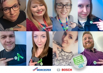 Worcester Bosch - Supporting Mental Health Issues