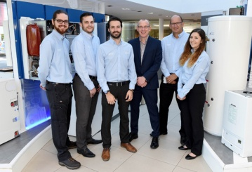 New controls & connectivity team boosts Technical Support