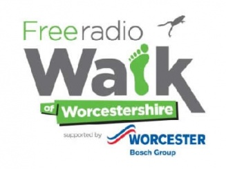 Worcester sponsor charity walk